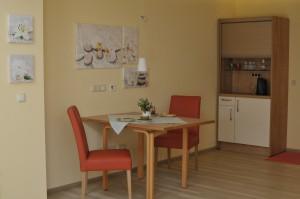 4. Gemeinschaftsbereich mit Teeküche